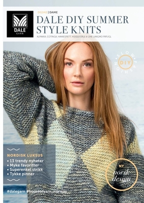 DG342 Dale DIY Summer Style Knits