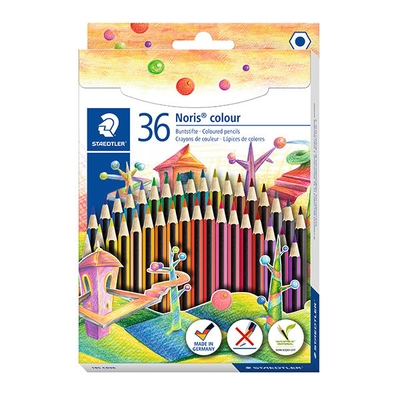 STAEDTLER Noris colour farveblyanter 36 stk