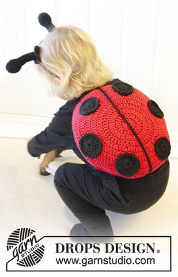 0-891 Ladybug in Training by DROPS Design