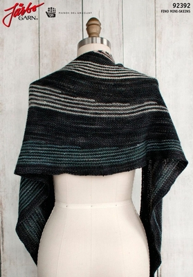 92392. INCREMENTO SHAWL