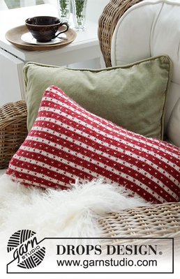 0-1475 Candy Cane Lane Nap by DROPS Design