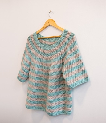 MD53 - Stribet Sweater