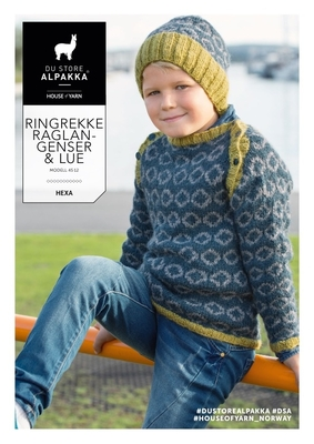 Magasin: DSA45 Alpakka Tweens