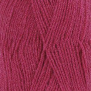 DROPS Fabel Uni Colour 109 Cerise