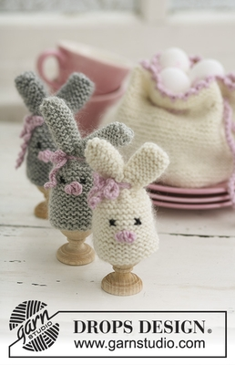 0-545 Cozy Bunnies by DROPS Design