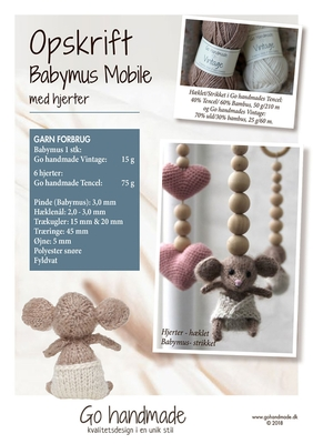 99851 Babymus Mobile