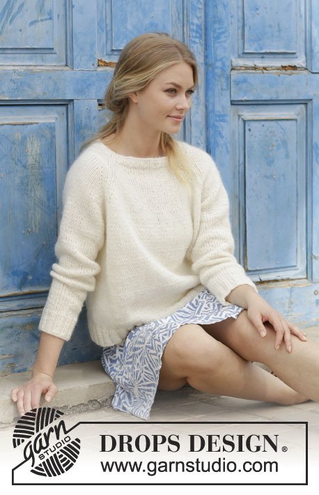 3f1f52c3eb6 186-30 Carly Pullover by DROPS Design - Køb billigt her