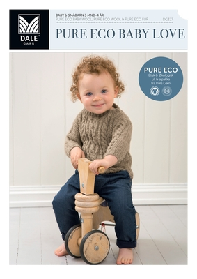 DG327 PURE ECO BABY LOVE - NY!