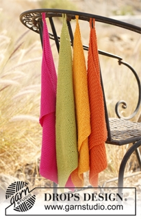 139-37 Summer Spices by DROPS Design